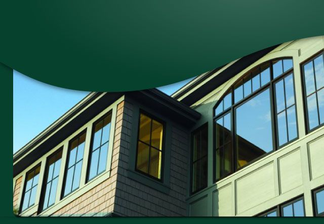 Sunserve Windows | Large exterior windows